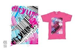 Camiseta Citi Line • Abstrata 01