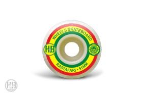 Rodas Street Hyro Bold Rastafari • 51mm