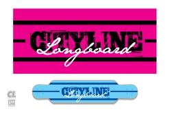 Shape Longboard • City Line 11